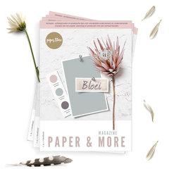 Magazine Paper Time