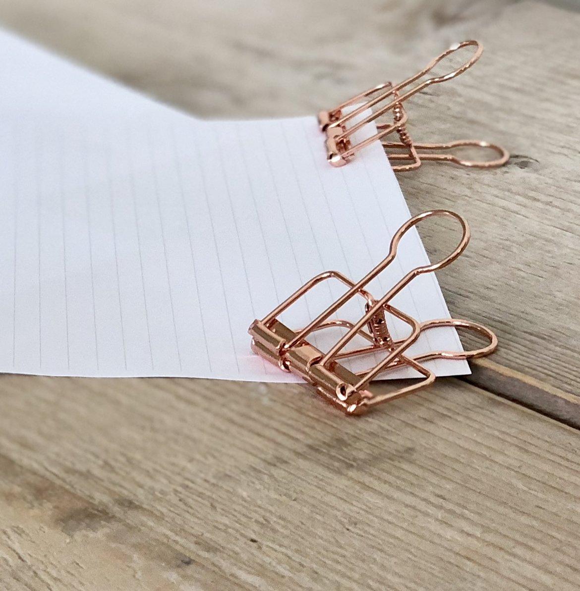 Gooi al die briefjes weg! – Een overzichtelijke weekplanning in 5 stappen