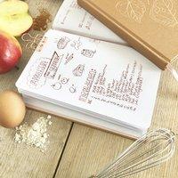 Paper Time - notitieboek - receptenboek