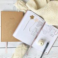 Paper Time blog - Haakpatronen notitieboek