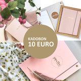 Paper Time kadobon 10 Euro_