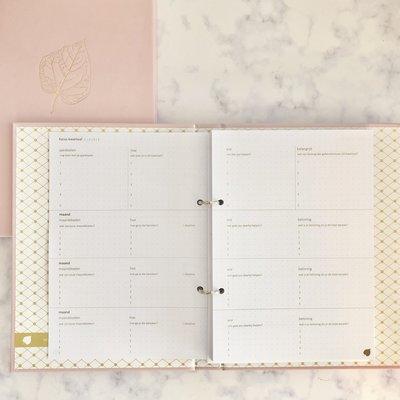 Jaar-navulling voor Werkplanner