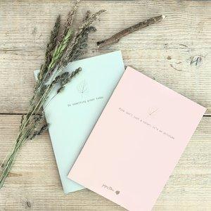 Paper Time 3-pak schriftjes A5