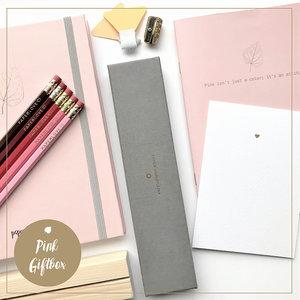 Pink Giftbox voor Paper Lovers